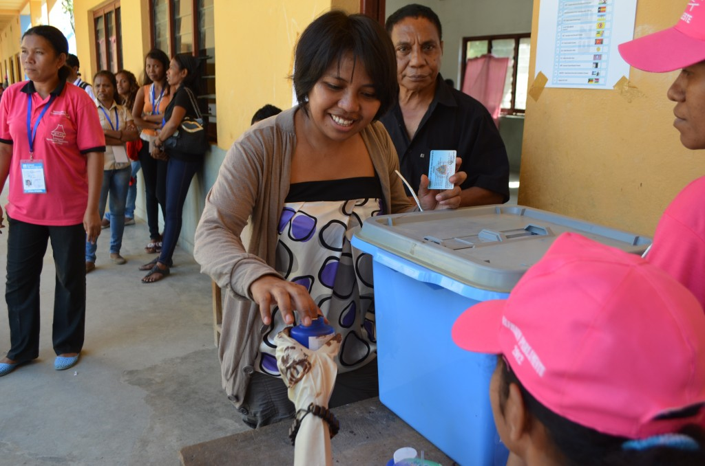 Elections mark East Timor's second major transition since independence – Christian Science Monitor