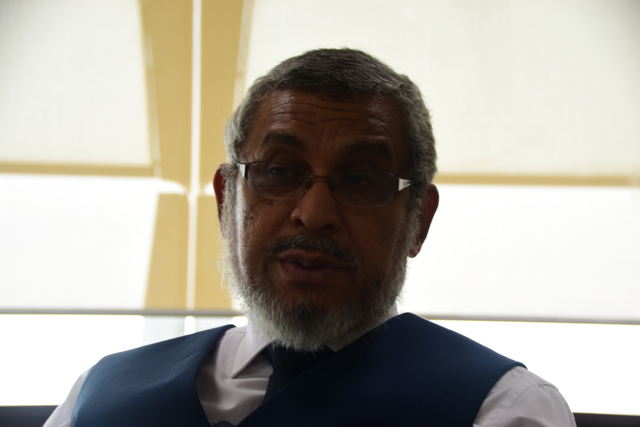 Khalid Abdul Samad, MP representing the Shah Alam constituency and former member of the PAS leadership (Photo: Simon Roughneen)